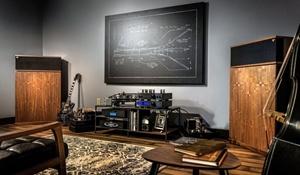 Picture of Стереосистема Klipschorn & Cary Audio