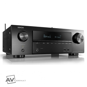 Picture of Denon AVR-X1600H